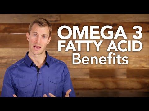 Omega-3 Fatty Acid Benefits