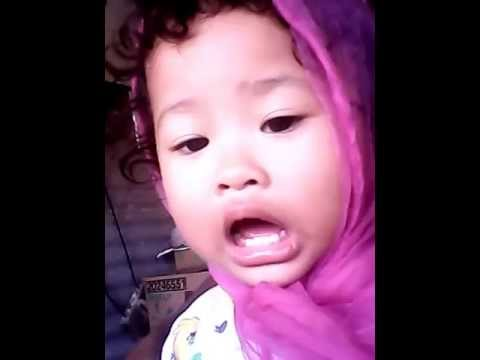indonesian 2 years old reciting quran