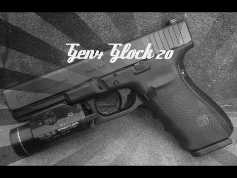 Gen4 Glock 20 HD Review: The 10mm G20 Delivers