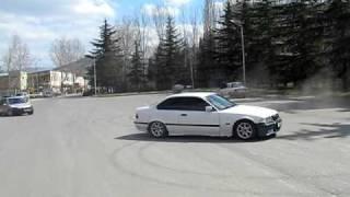 GNA DRIFTING  bmw 328 e36  coupe