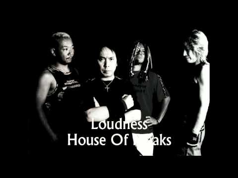 Loudness - House Of Freaks