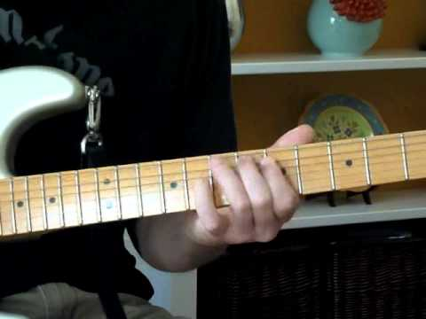 0 Beginner Guitar Lessons 12a   Blues Guitar Scale