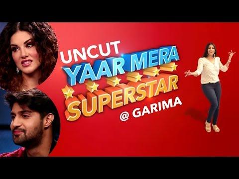 Sunny Leone & Tanuj Virwani on Yaar Mera Superstar   One Night Stand   Uncut!   EXCLUSIVE