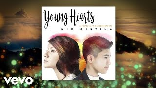 Nik Qistina - Young Hearts (Stripped Version)[Official Audio Video] ft. Darren Espanto