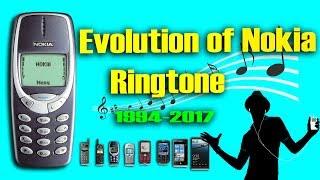 download lagu Evolution Of Nokia Ringtone  - The Evolution Of gratis