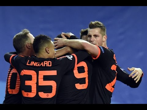 CSKA Moscow 1-1 Manchester United | Match Photos