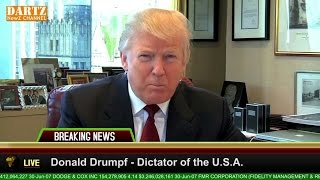 AFRICAN DICTATOR & TRUMP - DARTZ NEWZ