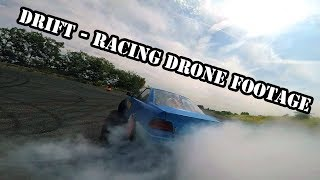 Drift - Racing Drone Footage - Écs, Rábaring 2017
