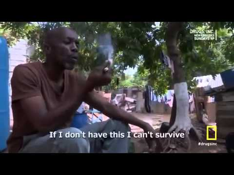 JAMAICAN GANG DRUGS AND GANJA; THE DRUG TRADE KINGSTON JAMAICA