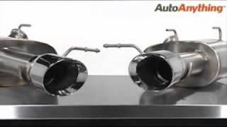 Corsa Performance Exhaust Review - AutoAnything Product Demo