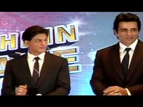 Dil Se Naachein Indiawaale Waale Launch - Featuring Shah Rukh Khan - Press Conference
