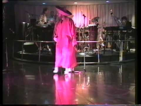 Pannonia Express Band live show,1990 on M/S Mariella Viking Line