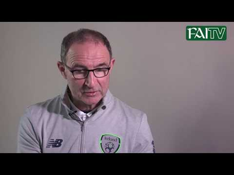 Martin O'Neill on Moldova, Wales & Agreeing A New Deal