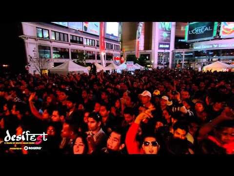 desiFEST 2011 - TAZ & Stereo Nation (Official)