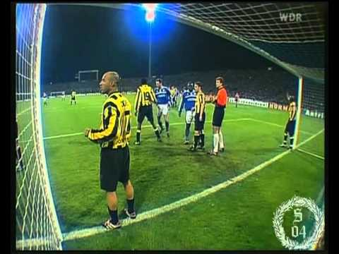 Road to Berlin: 2001 - FC Schalke 04 vs. Borussia Dortmund 2:1