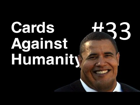 KIDNAPPED BY OBESITY (Cards Against Humanity Ep. 33)