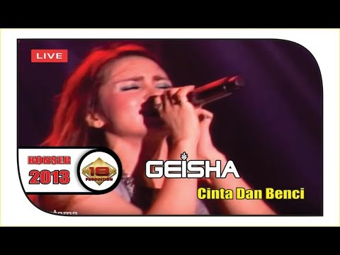 SAMPE SEDIHHH .. !!! MOMO 'GEISHA - CINTA DAN BENCI (Live Konser Tasikmalaya 2015)