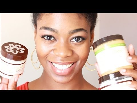 Carol's Daughter Hairdress' Review - 4C Natural Hair - (Healthy HB. Mimosa HH. Marguerite's...)