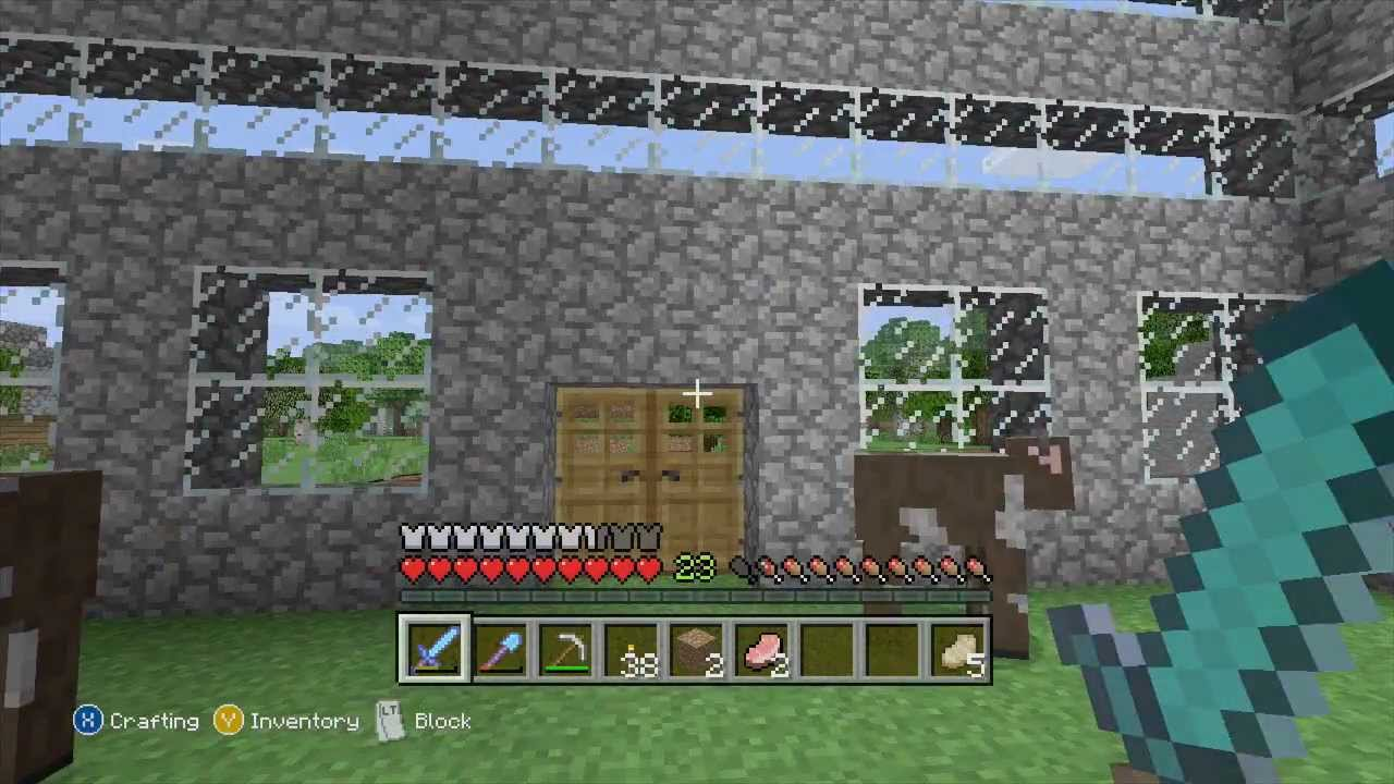 Minecraft Planning The City Xbox 360 Edition Ep 024