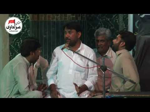 Syed Zia Haider Zaidi & Brothers |  Majlis 17  Muharram 2017 | ImamBargah Shah Yousaf Gardez Multan