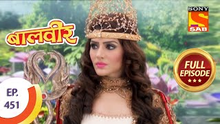 Baal Veer - बालवीर - Bhayanak Pari Gets Invisible  - Ep 451 - Full Episode