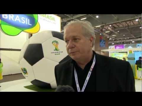 Paulo Senise, executive director, Rio Conventions & Visitors Bureau, Rio De Janero @ WTM 2012