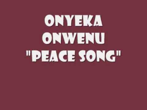 Onyeka Onwenu peace Song video