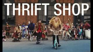 Macklemore and Ryan Lewis Thrift Shop ft.wanz
