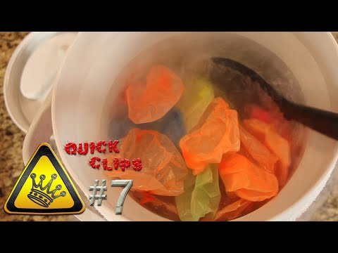 QC#7 - Liquid Nitrogen Balloon Babies