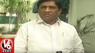 MP Vinod Kumar Thanks Central Govt For Granting AIIMS To Telangana