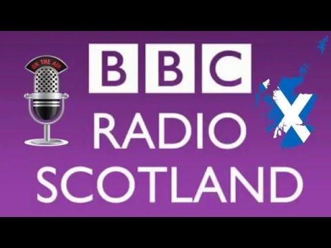 BBC RADIO SCOTLAND - NEWS READER