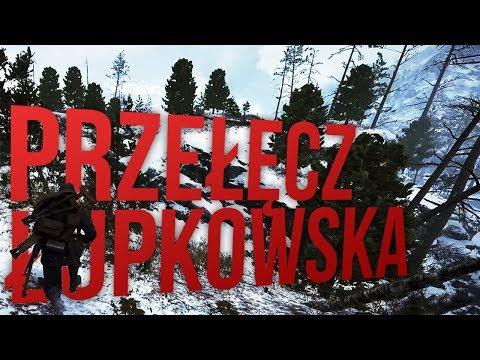 PRZEŁĘCZ ŁUPKOWSKA W BATTLEFIELD 1! - Polska Mapa Jest PIĘKNA!