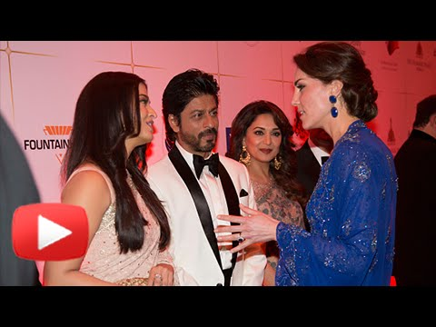 Bollywood Stars Join Kate Middleton and Prince William | Dinner Party