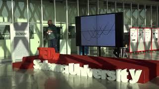 Recovering from failures and adapting to change | Bora Özkent | TEDxSabanciUniversity