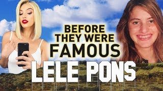 Download Lagu LELE PONS - Before They Were Famous - YouTuber Biography Gratis STAFABAND