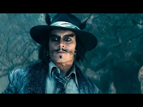 INTO THE WOODS Trailer 2 (Johnny Depp, Meryl Streep...)