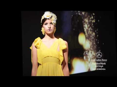 GAIL SORRONDA - MERCEDES-BENZ FASHION WEEK AUSTRALIA SPRING SUMMER 2012/13 COLLECTIONS