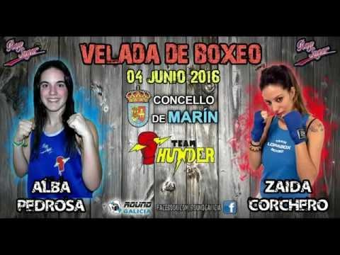 06/16 MARIN Alba Pedrosa -vs- Zaida Corchero