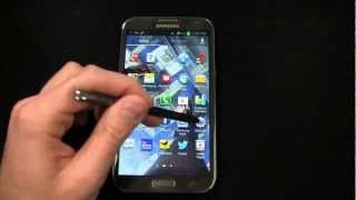 Galaxy Note II_ The seven best software features