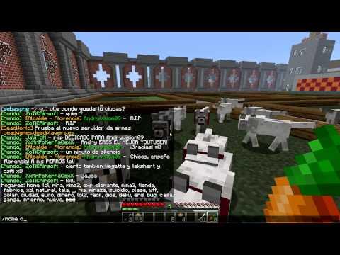 Minecraft Server HD - Cap.27 - ¡Mis mascotas! OMG...