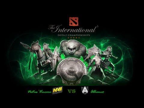 [The International 3] [Grand Final] [Na'Vi vs Alliance] [Game 3]