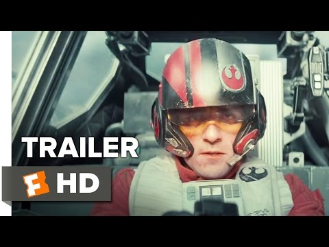 Star Wars: Episode VII — The Force Awakens Official Teaser Trailer #1 (2015) — J. J. Abrams Movie HD
