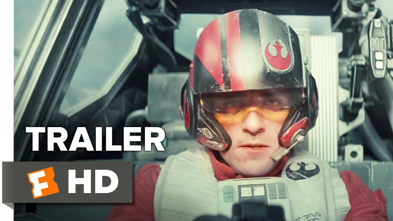 Star Wars Episode VII Trailer officiel