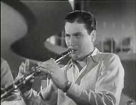 Artie Shaw: Concerto for Clarinet Video