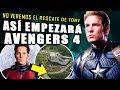¡AHORA YA TIENE SENTIDO! El Trailer De Avengers 4 Endgame Sólo Mostró El Inicio| Explicación