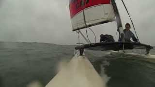 Hobie 16 Brighton October Sailing