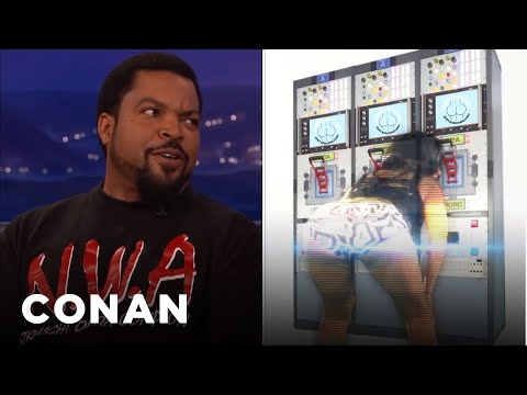 download the ice cube family christmas card conan on tbs
