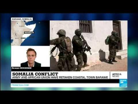 Somalia: Army and African Union retake Barawe
