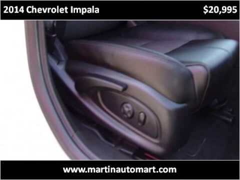 2014 Chevrolet Impala Used Cars Bowling Green KY
