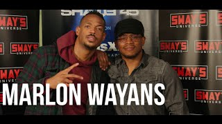 Marlon Wayans Passionate Yet Inappropriate Msg to Kids About Following Their Passion